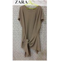 blusa linda zara tamanho 40 PERFEITA PARA VOCÊ ARRASAR - G - 44 - 46 - Zara