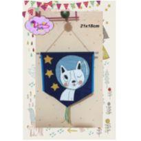 flamula linda gatinho para decorar o quarto da sua princesa ou principe NOVA -  - Não informada