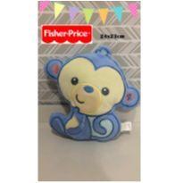 almofada linda macaquinho fisher price para seu bebe -  - Fisher Price