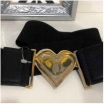 cinto de elastico coração da shop 126 lindo para você arrasar -  - n