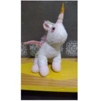 lindo unicornio de pelucia para sua princesa -  - n