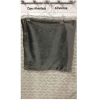 capa almofada veludo decoração 40x40 -  - Importada