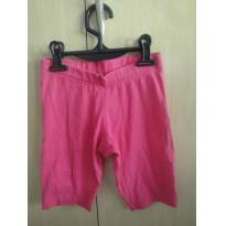 Ciclista rosa 10 - 10 anos - Malwee