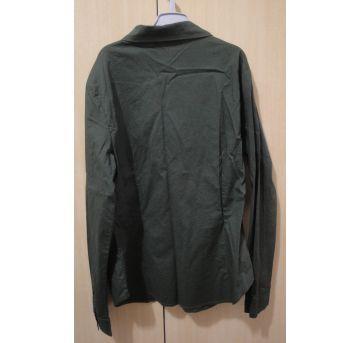 Camisa verde musgo M - M - 40 - 42 - Triângulo