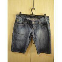 Bermuda Jeans ZOOMP 42 - M - 40 - 42 - Não informada
