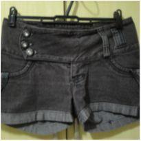Short jeans jezzian 40 - 14 anos - jezzian