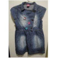 Vestido jeans Monster High 12 - 12 anos - Monster High