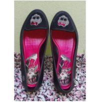 Sapatilha Monster High 34/35 - 34 - Grendene