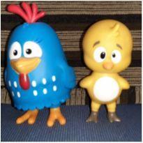 Bonecos de Vinil Galinha Pintadinha