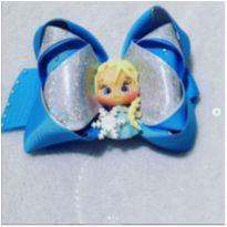 Laço Elsa (Frozem) -  - Feito à mão