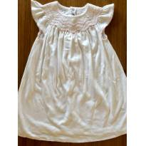 Vestido Baby Cottons - 6 meses - Baby Cottons
