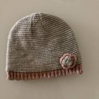 Gorro de crochê - 6 meses - Early  Days