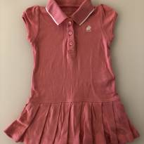 Vestido Baby Cottons - 9 meses - Baby Cottons