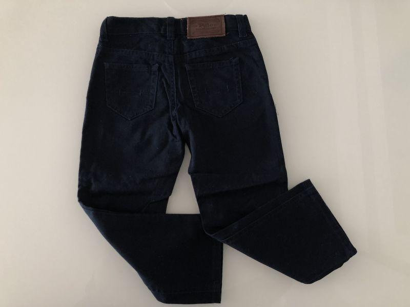 Calça social azul marinho super nova com ajuste na cintura. Usou apenas 1x.  MARCA  RALPH LAUREN 35055630843
