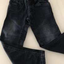 Calça black jeans - Shamn White - 4T - 4 anos - Importada