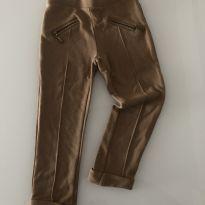 Calça legging marrom Zara - 3/4 anos - 3 anos - Zara