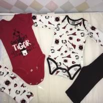 Kit tigor baby + brinde - Recém Nascido - Tigor Baby