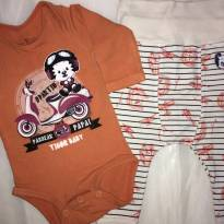 Conjunto tigor baby - Recém Nascido - Tigor Baby