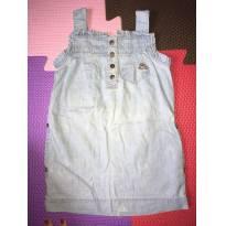 Vestido jeans Lilica - 18 a 24 meses - Lilica Ripilica Baby