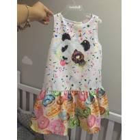 Vestido panda - 2 anos - Mon Sucré