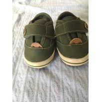 Tênis/sapato Klin tamanho 4 - 13 - Klin
