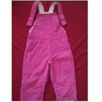 Jardineira - 9 a 12 meses - Teddy Boom