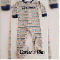 Macacão Carter`s 18M - 18 meses - Carter`s