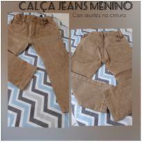 Calça Jeans Menino - 12 a 18 meses - Bebe Produtos Nacional