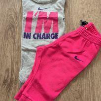 Conjunto Nike - 3 a 6 meses - Nike