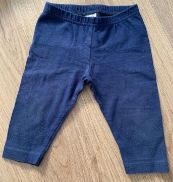 Legging azul - 9 meses - Carter`s