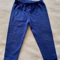 Legging azul - 18 meses - Carter`s