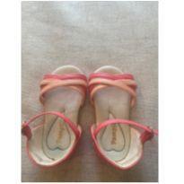 Sandalia rosa - 19 - Pampili