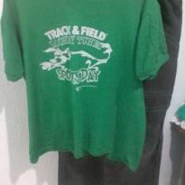 calça e camisa - 6 anos - Track & Field