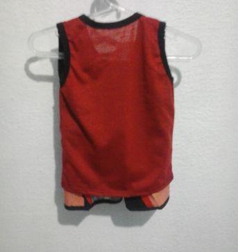 conjunto bebê woodpecker - 1 ano - Nacional