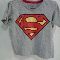 camiseta super baby 2 - 2 anos - DC Comics