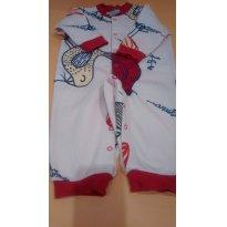 Pijama Puc - 6 a 9 meses - PUC
