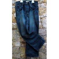 1125 - Calça jeans - Route 66 - 10 anos - 10 anos - Route 66 - USA