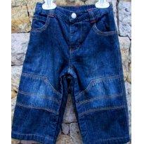 98 - Calça jeans forrada - GAP - 12/18 meses - 12 a 18 meses - Baby Gap