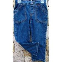 1329 - Calça jeans - 2 anos - 2 anos - Circo