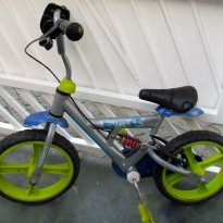 1509 - Bicicleta Buzz Light Year - Bandeirante -  - Bandeirante