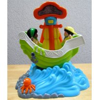 1681 - Gondola musical -  - Happy kid Toy Group