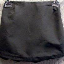 2102 - Saia short cinza -  M/4 anos - 4 anos - Fashion BR