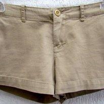 2133 - Short caqui - M/10 anos - 10 anos - Ralph Lauren