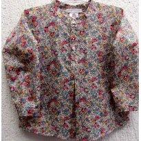 D2592 - Batinha estampada floral -  2/3 anos - - 2 anos - Zara