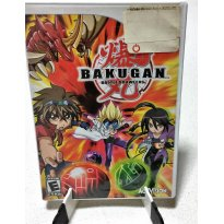 2764 - Wii - Game  BAKUGAN - Battle Brawlers -  - Activision - USA