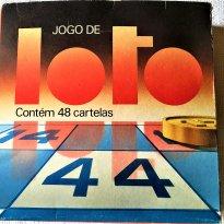 3038 - Jogo de Loto -  - Três M