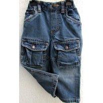 3372 - Calça jeans Gap - H/18-24 meses - 18 meses - Baby Gap