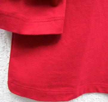 D3492 - Batinha vermelha Gap - M/4 anos - 4 anos - Baby Gap