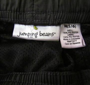 3586 - Calça cinza Jumping Beans - H/5-6 anos - Play Cool - 5 anos - Jumping Beans