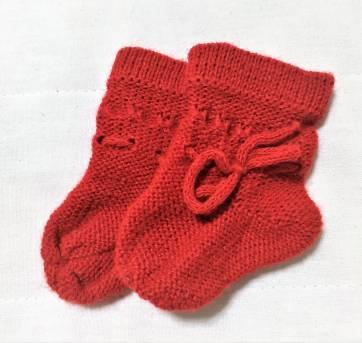 3798 - Kit de sapatinhos em tricô- unissex - 6 a 9 meses - Fofinho Moda Bebê - 6 a 9 meses - Fofinho Boutique